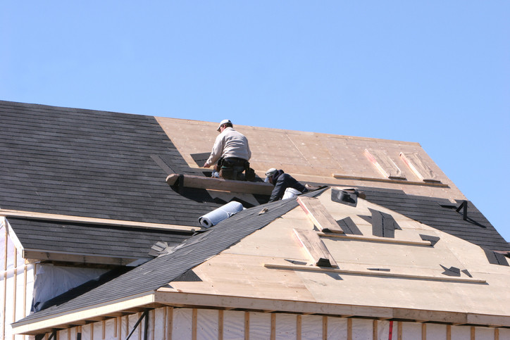 Roof Installation by A1 Roofing & Home Improvement